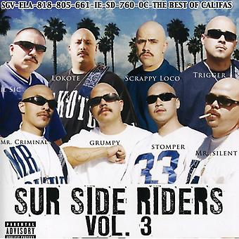 Sur Side Riders - Vol. 3-Sur Side Riders [CD] USA import
