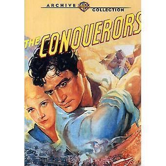 Conquerors [DVD] USA import