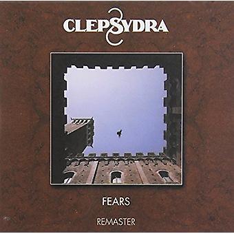 Clepsydra - frygt [CD] USA importerer