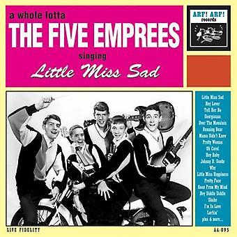 Fem Emprees - Litte Miss Sad [CD] USA importerer