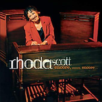 Rhoda Scott - Encore Encore Encore [CD] USA import