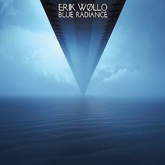 Erik Wollo - blå stråleglans [CD] USA import
