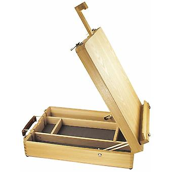 Daler Rowney Edinburgh Box Table Easel