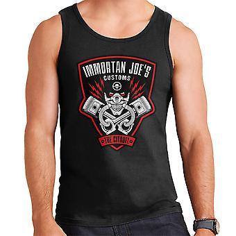 Immortan Joes Customs Mad Max Fury Road Men's Vest