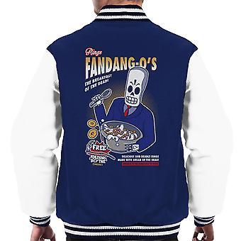 Anéis jaqueta do Fandango Grim cereais homens