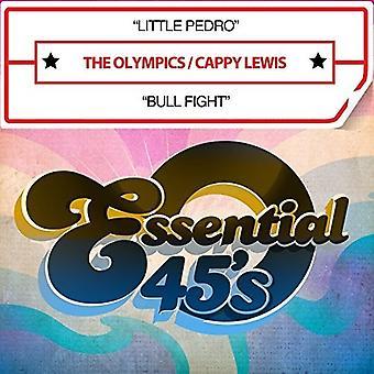 OS / Lewis, Cappy - lilla Pedro / tjur slåss [CD] USA import