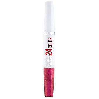 Maybelline 24H Color Superstay 130 + 1 Piece (Woman , Makeup , Lips , Lipsticks)