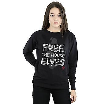 Harry Potter Women's Dobby Free The House Elves Sweatshirt