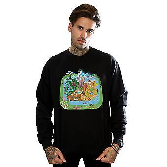 Disney Men's Zootropolis City Sweatshirt