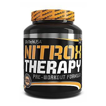 BiotechUSA Nitrox Therapy Blueberry Flavor 680 gr (Sport , Pre-training)