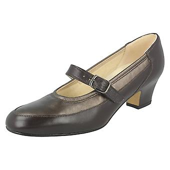 Ladies Nil Simile Narrow Fitting Mary Jane Shoes Belfry