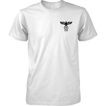 israelischer Spion Agentur Mossad Insignia - Mens Brust Design T-Shirt