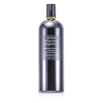 John Masters Organics lavanda rosmarino Shampoo (per capelli normali) - 1035ml / 35oz