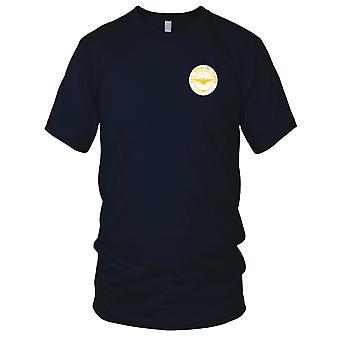 US Navy CVE-91 USS Makassar Strait Embroidered Patch - Kids T Shirt
