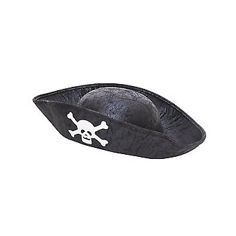 Pirate Hat. Black. Childs Size