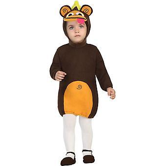 Djur kostymer Baby kostym apa