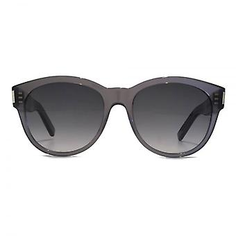 Saint Laurent SL 67 Sunglasses In Grey