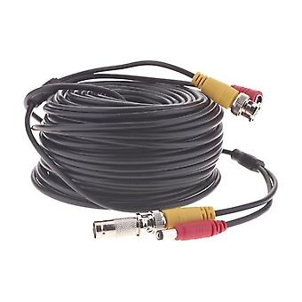 Yale Yale Easy Fit 30 Metre BNC Extenstion Power Cable