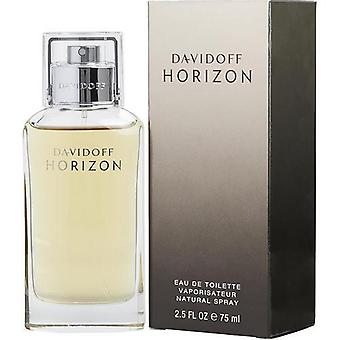 Davidoff Horizon By Davidoff Edt Spray 2.5 Oz