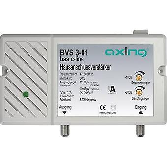 Cable TV amplifier Axing BVS 3-01 30 dB