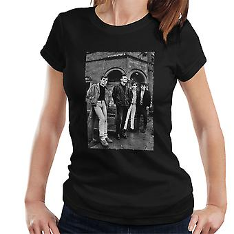 The Smiths In Manchester At Salford Lads Club 1985 Women's T-Shirt