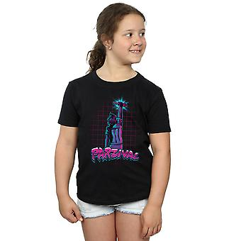Ready Player One Girls Parzival Key T-Shirt