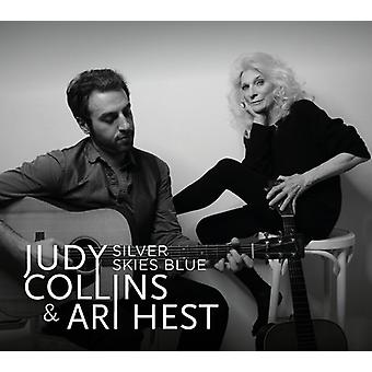 Collins, Judy / Hest, Ari - Silver Blue Skies [CD] USA import