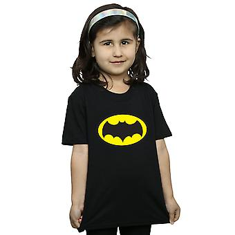 DC Comics Girls Batman TV Series Logo T-Shirt