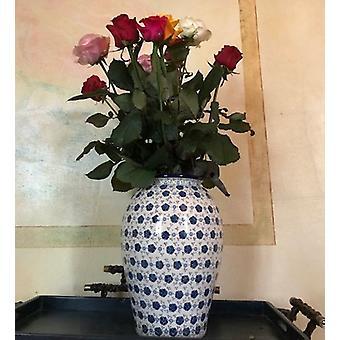 Gulv vase 32 cm højde, tradition 34, BSN Jørgensen-380