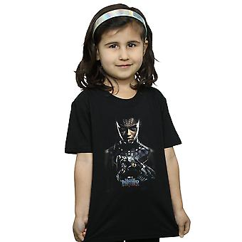 Marvel Girls Black Panther Shuri Poster t-shirt