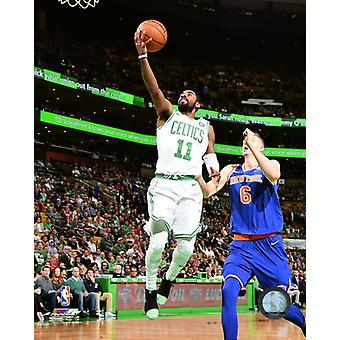 Kyrie Irving 2017-18 akcji Photo Print