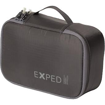 EXPED PADDED ZIP POUCH BLACK