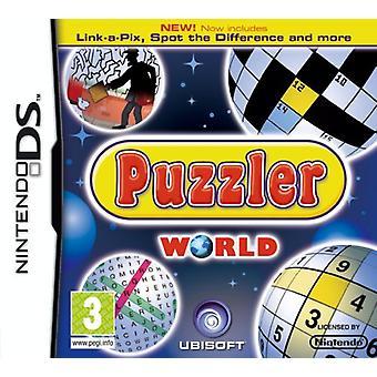 Puzzelaar wereld (Nintendo DS)