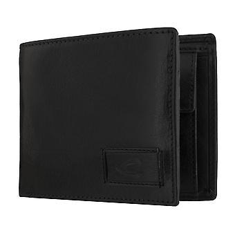 Camel active mens wallet wallet purse black 6346