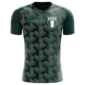 2018-2019 Nigeria derde Concept voetbalshirt