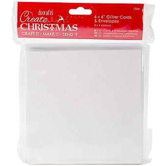 Papermania Create Christmas Cards W/Envelopes 6