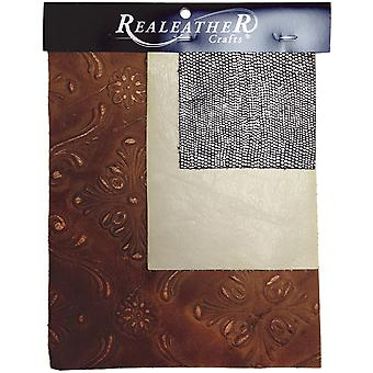 Leather Trim Pack 9/Pkg-Assorted