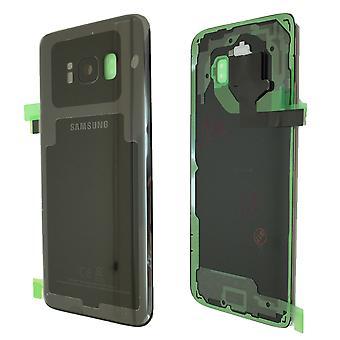 Samsung Galaxy S8 - SM-G950 - Back Cover - Black