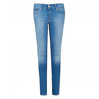 Tommy dżinsy Norma Mid Rise Skinny Jeans
