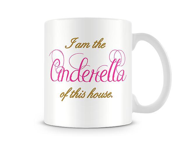 Cinderella Printed Mug