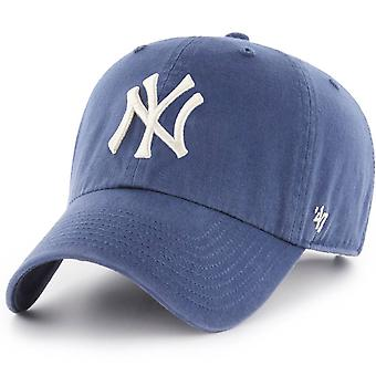 47 fire Adjustable Cap - CLEAN UP New York Yankees timber