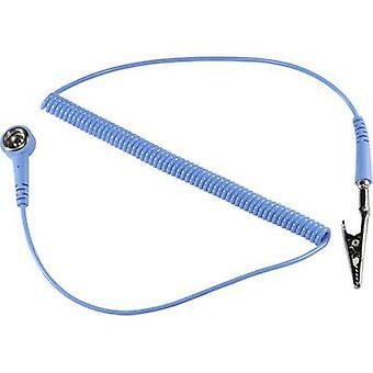 ESD earth cable 1.83 m Conrad Components SpKL -4