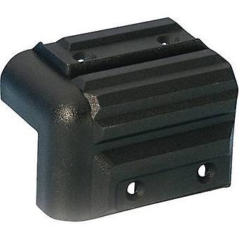 Coin des haut-parleurs (L x P) 56 x 36 mm en plastique 4072 1 PC (s)