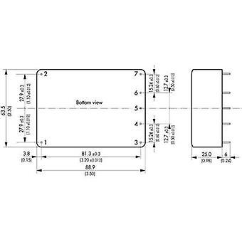 AC/DC PSU (print) TracoPower TML 30112 12 Vdc 2.5 A 30 W