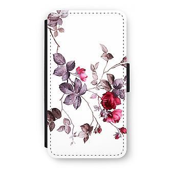 Motorola Moto G4/G4 Plus Flip Case - Pretty flowers