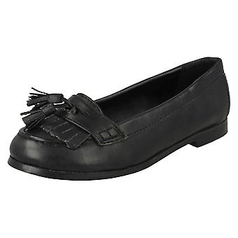 Girls Cutie Qt Shoes With Tassel Detail H2221