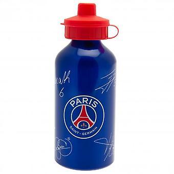 Paris Saint Germain Aluminium Drinks Bottle SG