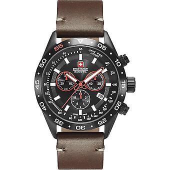 Swiss military Hanowa mens watch Challenger Pro chronograph 06-4318.13.007