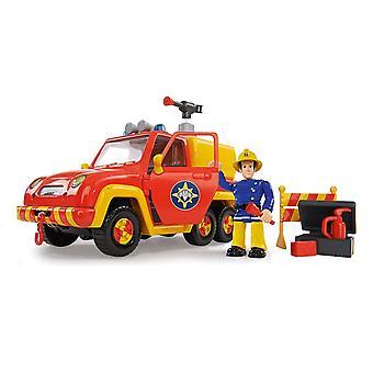 Feuerwehrmann Sam Venus mit Figur