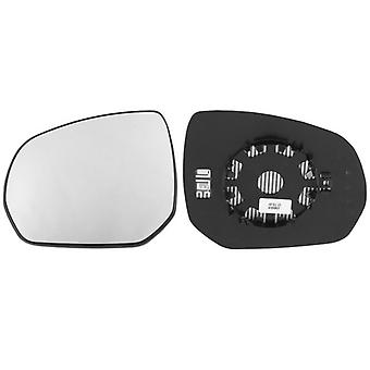 Linker Spiegel Glas (beheizt) & Halter für Citroen C4 Grand Picasso 2006-2013
